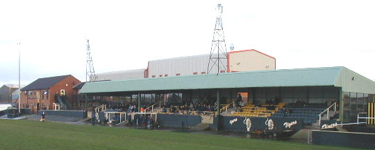 main stand at Meadow Park