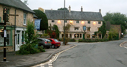 Brittania pub - Nailsworth